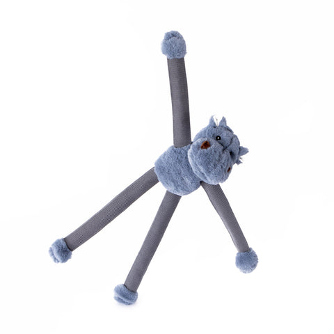 Hippo Bungee Toy - NANDOG PET GEAR