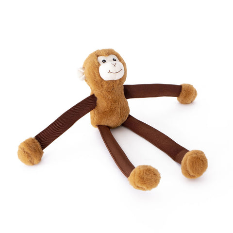 Monkey Bungee Toy - NANDOG PET GEAR