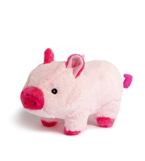 Pink Pig Dog Toy - NANDOG PET GEAR