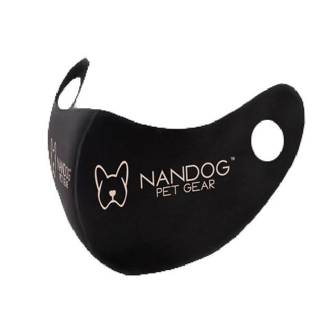 PPE Nandog Face Mask - NANDOG PET GEAR