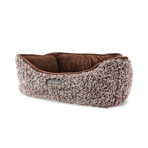 Reversible Bed (Brown Shagg)