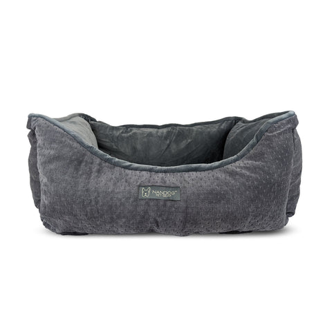 Reversible Chenille Pet Bed