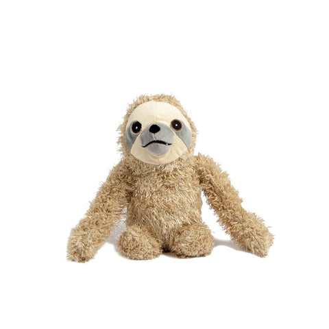 Shaggy Hair Sloth Dog Toy - NANDOG PET GEAR