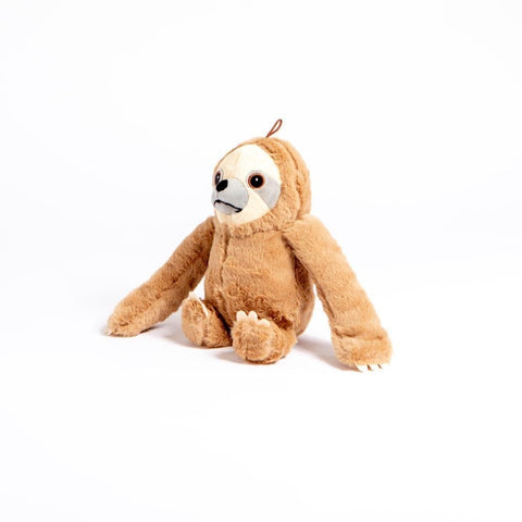 Sloth Dog Toy (Tan) - NANDOG PET GEAR