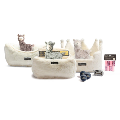 The Winter White Out Collection - NANDOG PET GEAR