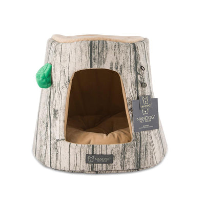 TREE SHAPE DOG AND CAT BED - NANDOG PET GEAR