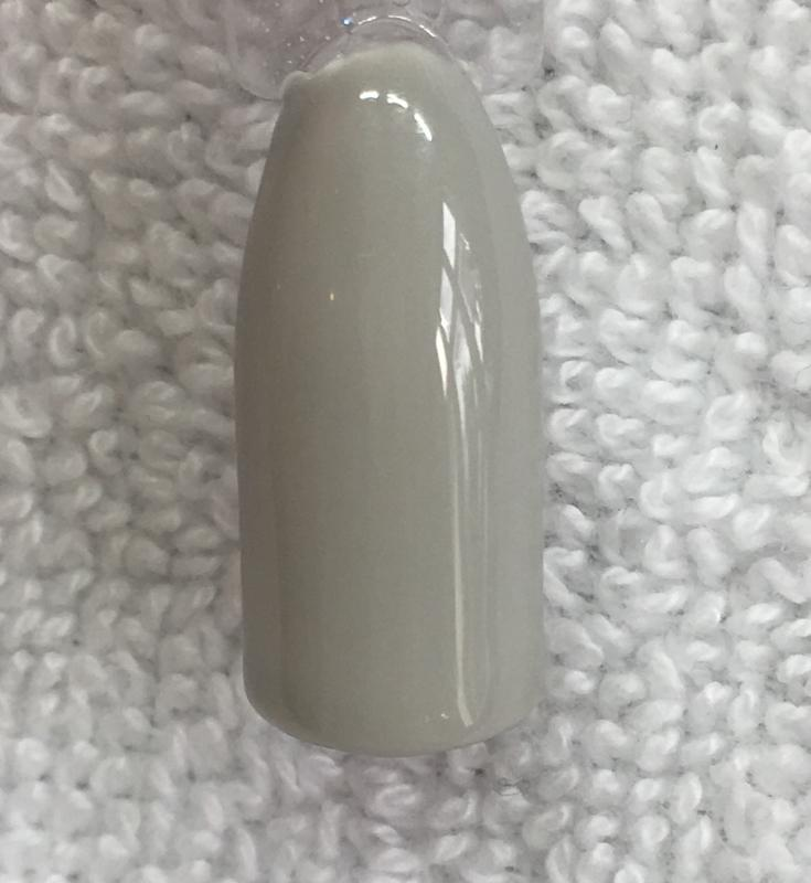 UV/LED Gel-lak (#049 Gorgeous Grey), 15ml