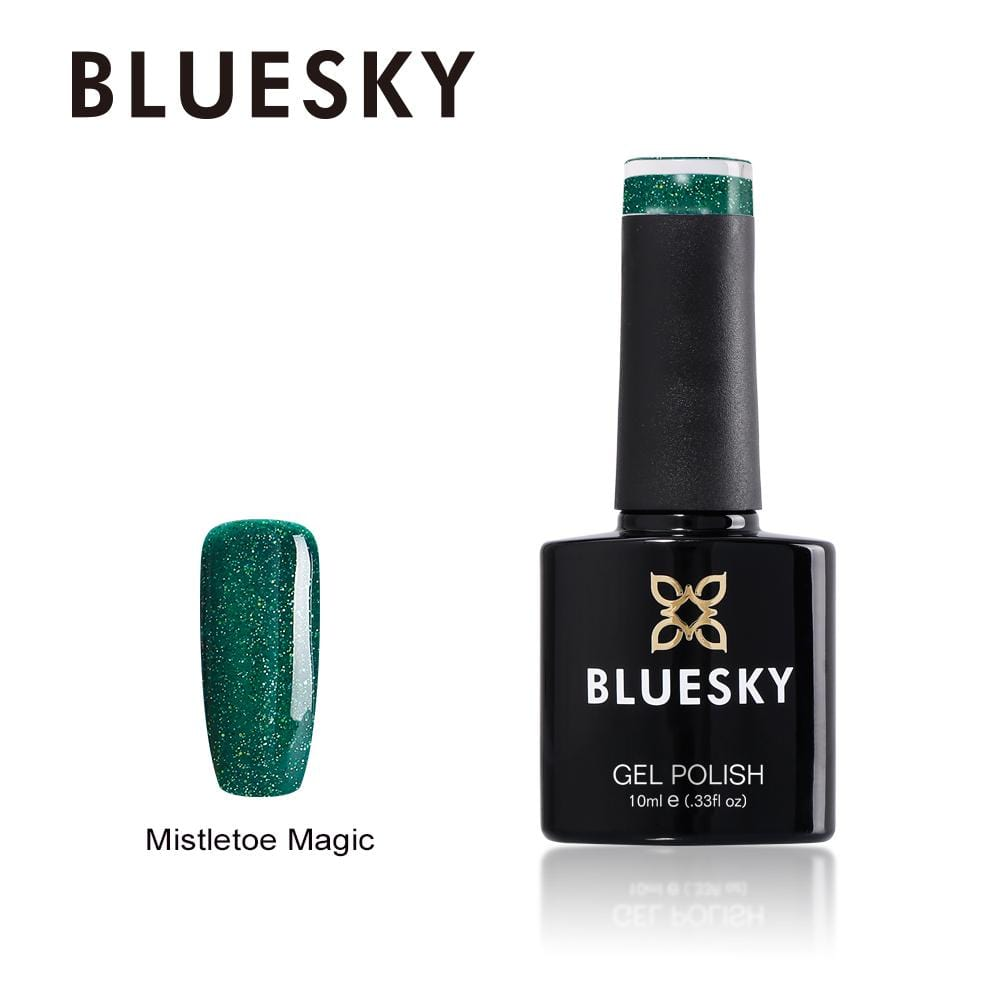 UV/LED gel-lak (Mistletoe magic), 10ml