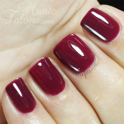 UV/LED Gel-lak (#055 Romantic Red), 15ml