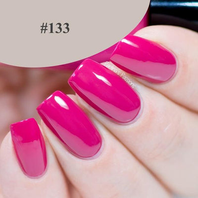 UV/LED Gel-lak (#133 A Girls Night Out), 15ml