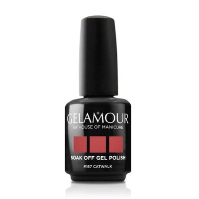 Gelamour UV/LED Gel-lak (#167), 15ml
