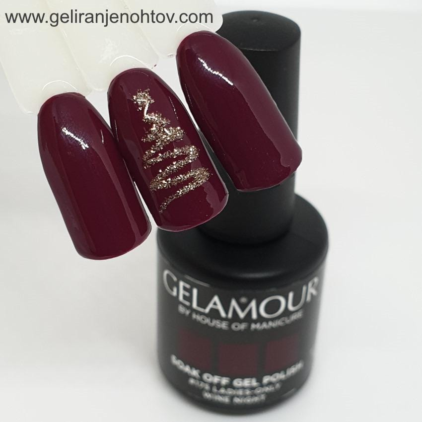Gelamour UV/LED Gel-lak (#175), 15ml
