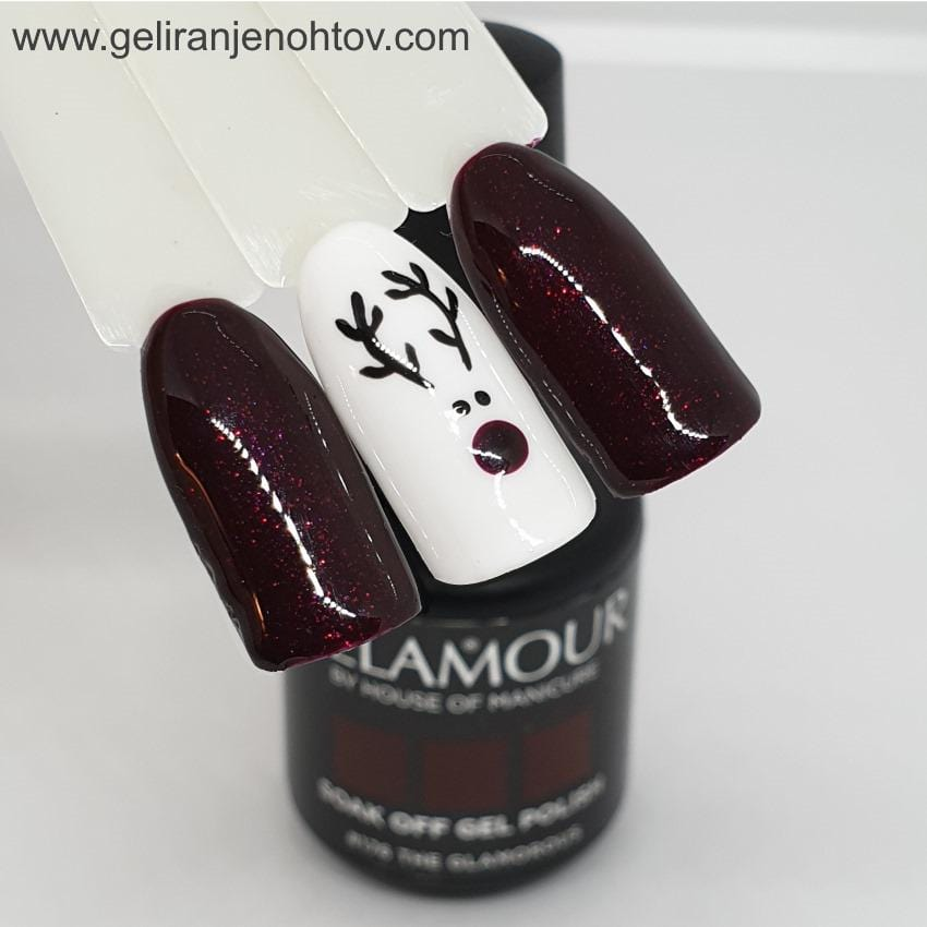 Gelamour UV/LED Gel-lak (#176), 15ml