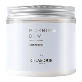 Morning Dew linija (Soaking salts/ RAZSTRUPLJEVALNO MILO) 300gr ali 650gr