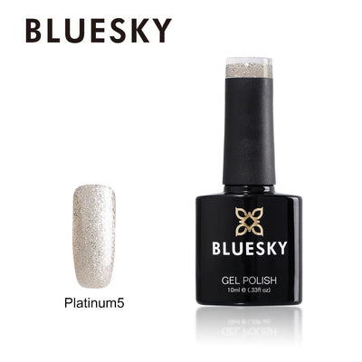 Bluesky UV/LED gel-lak (Platinum 05), 10 ml