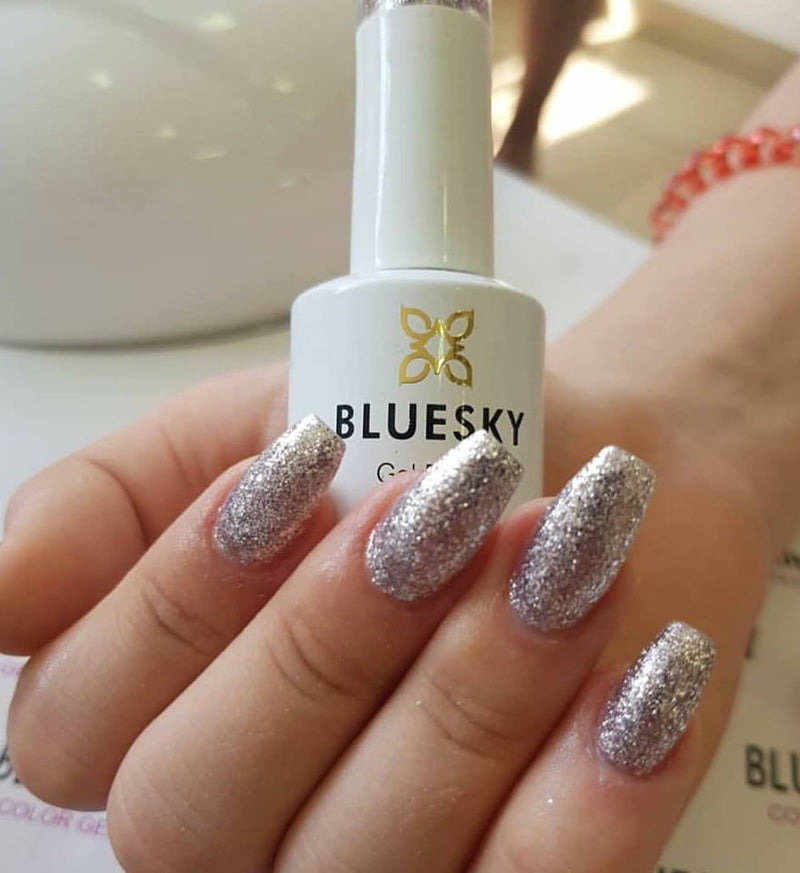 Bluesky UV/LED gel-lak (Platinum 08), 10 ml