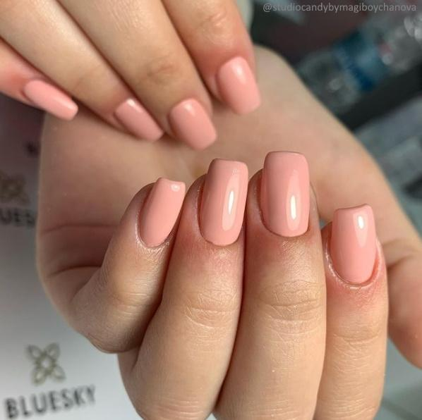 Bluesky UV/LED gel-lak (A95/ Peach nude), 5ml/ 10ml