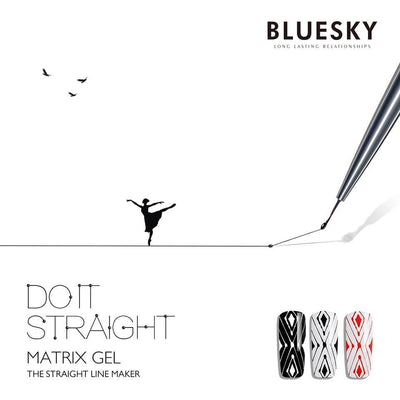 Bluesky UV/LED Matrix gel (Zlat), 8ml