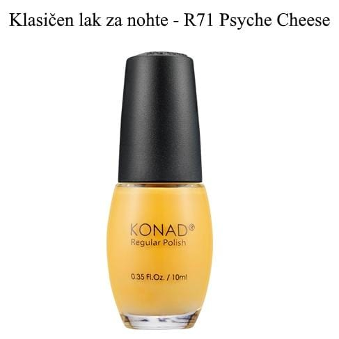 Klasičen lak R71 (Psyche Cheese) 10 ml