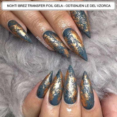 Bluesky Transfer foil gel lak 10ml