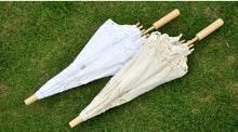 Handmade Lace Wedding Parasol