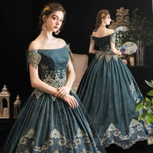 Lady Anne: Victorian Ball Gown