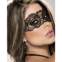 Enchanting Lace Masquerade Masks (Black / Red / White)