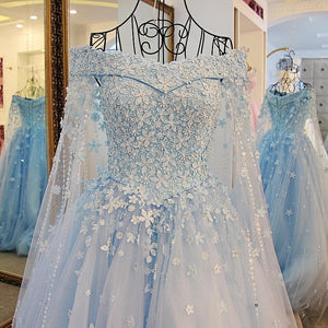 Cinderella Ball Gown - Custom made to fit