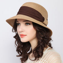 Sunsational Straw Beach Hat in 5 Colors