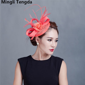 Mingli Tengda Wedding Fascinator in 7 Colors