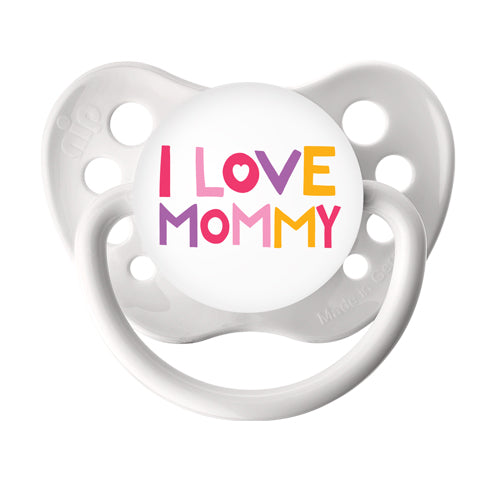 I Love Mommy - White
