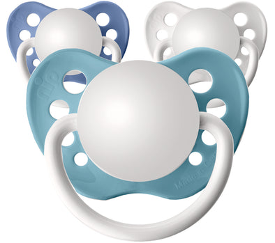 Wave Personalized Pacifiers 3 Pack