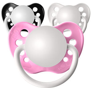 Rocker Chick Pacifiers