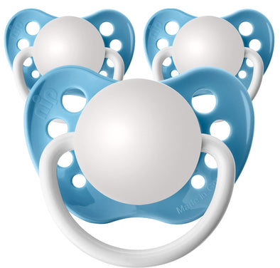 Light Blue Pacifiers