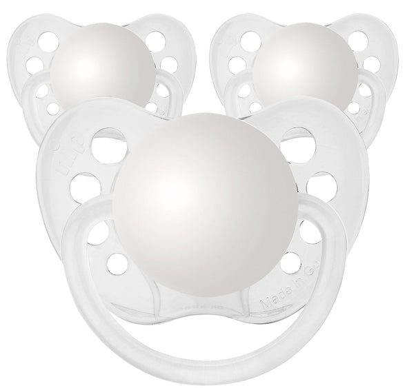 Clear Pacifiers