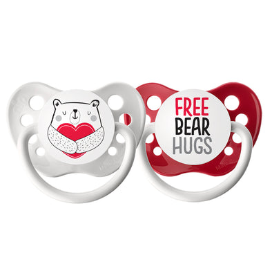 Heart Bear & Free Bear Hugs
