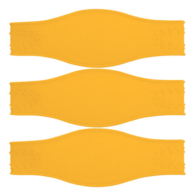 Yellow Personalized Bottle Bands