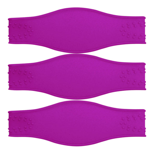 Purple Personalized Bottle Bands