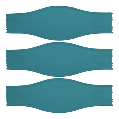 Teal Personalized Bottle Bands