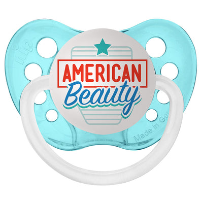 American Beauty - Transparent Blue
