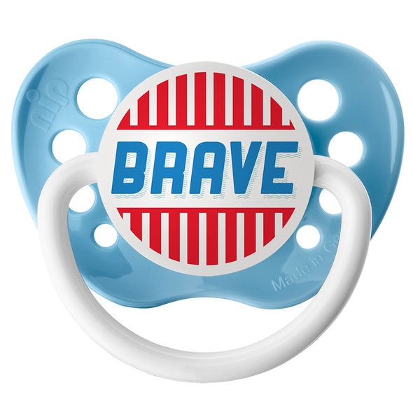 Brave - Light Blue