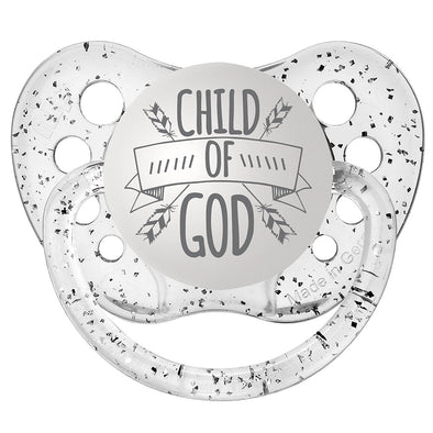 Child of God - Glitter Clear