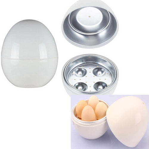 Egg Shape Egg Boiler