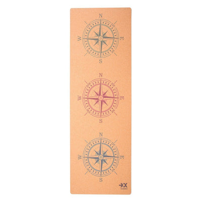Best Cork Yoga Mat Compass