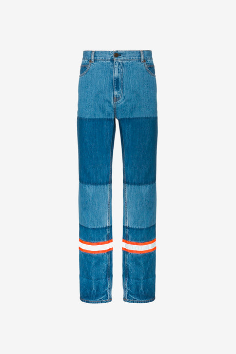 MCPA26 Patchwork Jeans