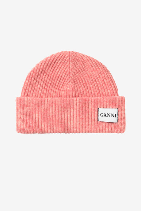 Hatley Silver Pink Beanie