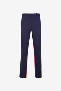 MWPA12 Gerbadine Pants Dark Navy