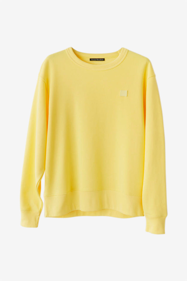 Fairview Face Sweat Pale Yellow