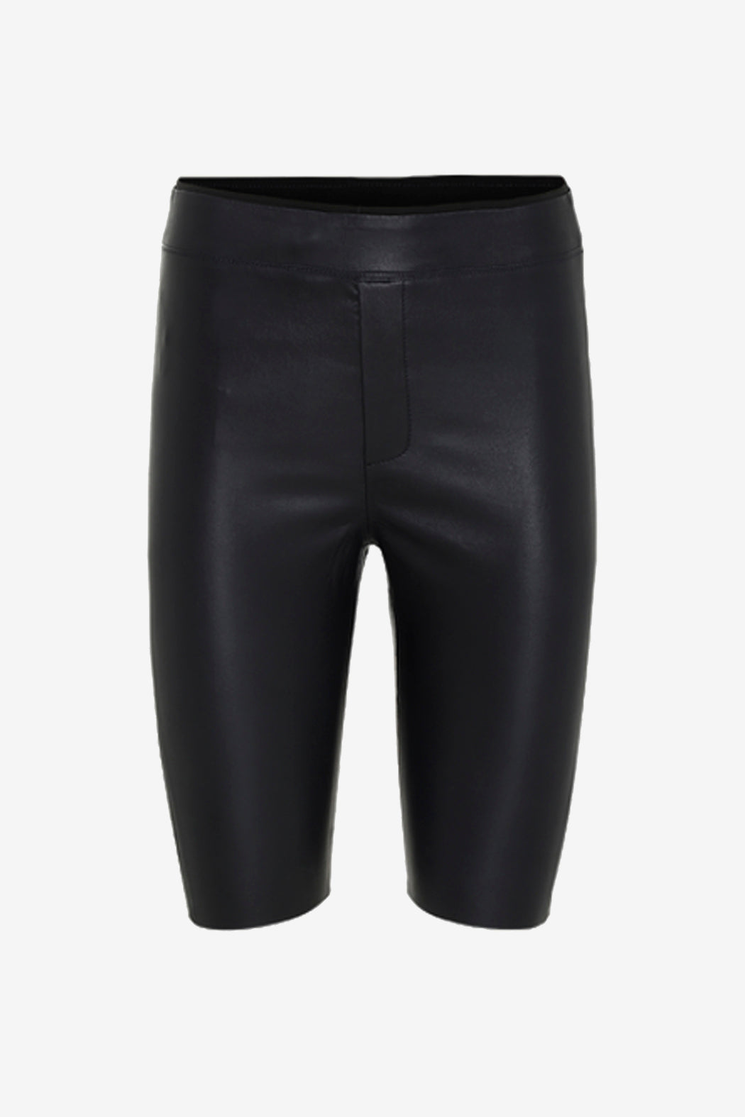 Snipe Leather Shorts