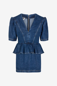 Mindy Dress Denim